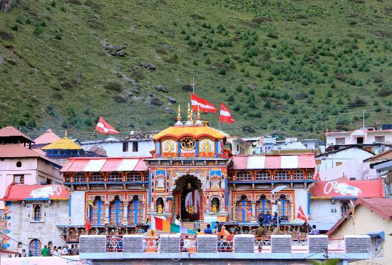 Shri Badrinath Ji Temple: BadrinathJi Temple