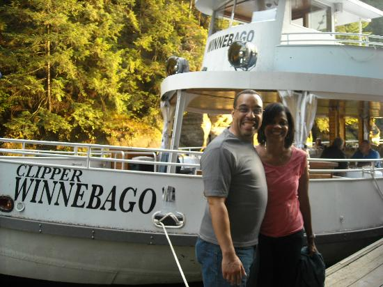Dells Boat Tours: The Boat