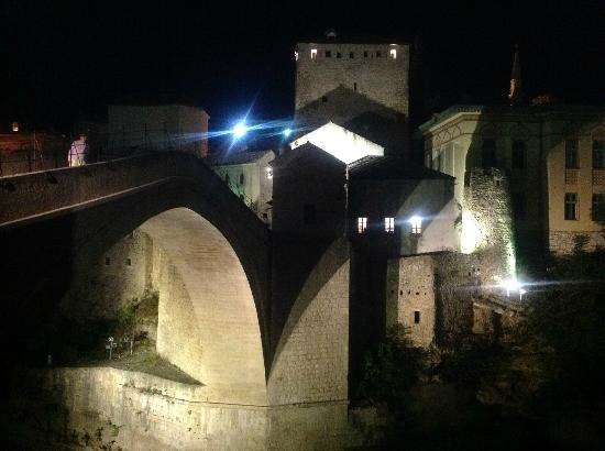 Bosnian National Monument Muslibegovic House Hotel: Mostar Bridge