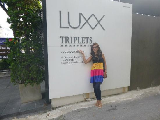 Luxx XL: Luxx Entry