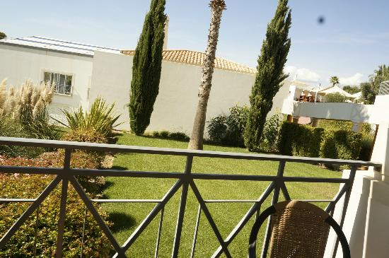 Vale d'Oliveiras Quinta Resort & Spa: View from our balcony...room H17