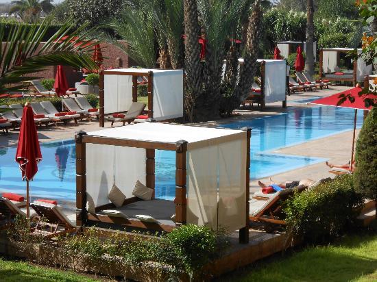 Piscine photo de sofitel marrakech palais imperial - Piscine sofitel marrakech ...