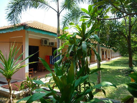 Han Rainforest Resort : L'hôtel