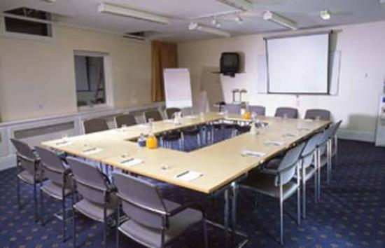 Chancellors Hotel: Meeting room