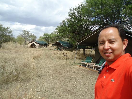阿斯亞娜非洲營地照片