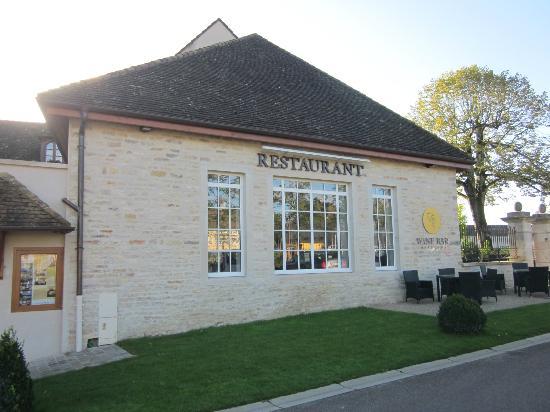 Le Montrachet: Restaurant