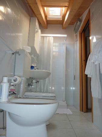 Hotel Ginevra : Bagno