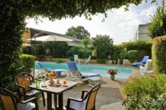 Hotel de Bordeaux: Pool