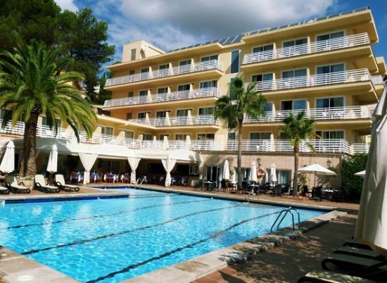 Vier Sterne Hotel All In Mallorca