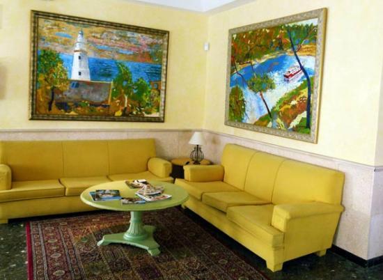 Hotel Roc Oberoy: Ein Punkt zum Verweilen
