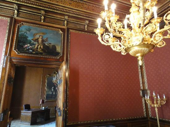 Palais Coburg Hotel Residenz: 豪華です