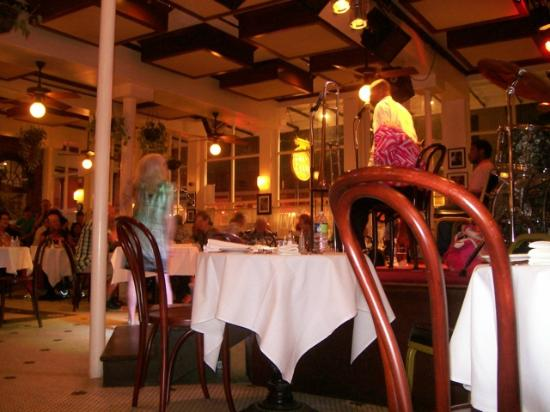 Palm Court Jazz Cafe In New Orleans