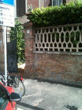 St. John Rome b&b: st John villa