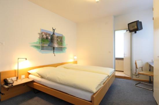 Hotel Munchnerhof: Standard twin room