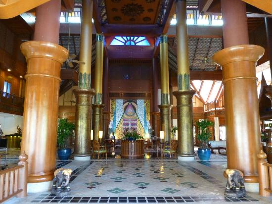 Krabi Thai Village Resort: Hall