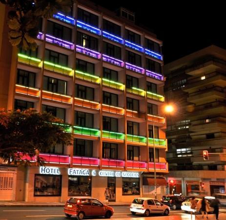 Hotel THe Fataga & Business Centre : Hotel Exterior