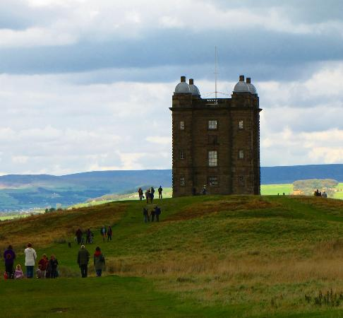 Lyme Park: The Cage