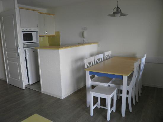 Pierre & Vacances Résidence Cap Morgat : cuisine