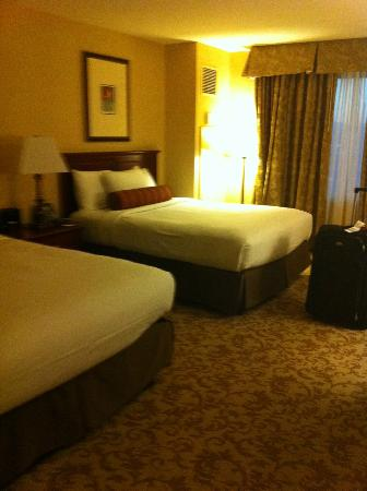 Monte Carlo Resort & Casino: Deluxe Room at the Monte Carlo