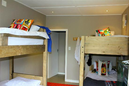 The Backpackers in Green Point: Four Person Dorm Room