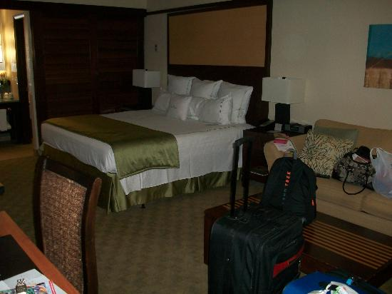 Doubletree by Hilton Orlando at SeaWorld: our room 1148