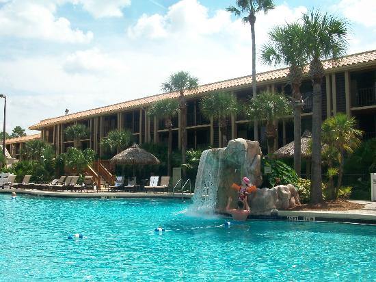 Doubletree by Hilton Orlando at SeaWorld: main pool
