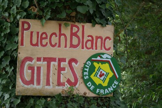 Puech Blanc: Welkom!