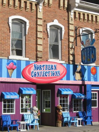 Northern Confections : Candy Store, Coffee Bar & Cafe