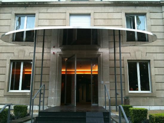 Hotel Mon-Repos : Entrée