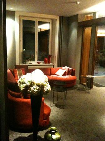 Mon Repos Hotel: Parties communes