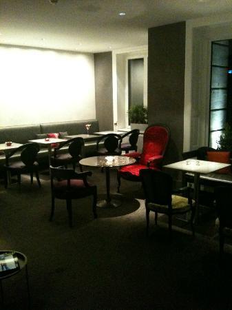 Mon Repos Hotel: salle restauration