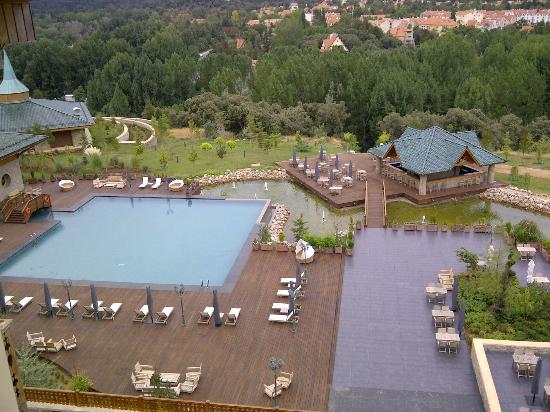 Michlifen Ifrane Suites & Spa : Ideal para descansar