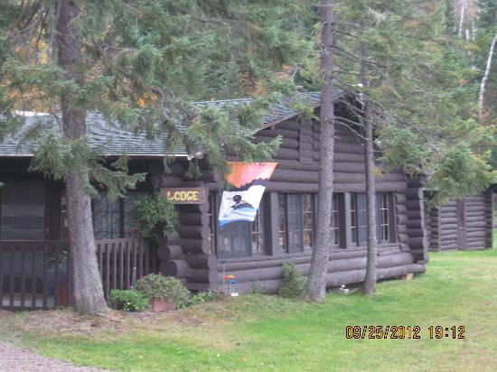 Loon Lake Lodge: The Lodge