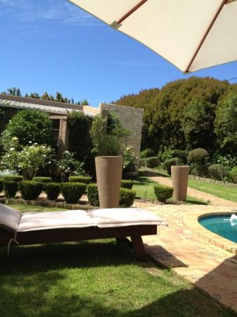 Woodall Country House and Spa: beautiful South Africa retreat