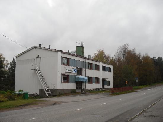Guesthouse Borealis : hotel dalla strada