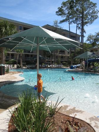 Marriott's Barony Beach Club : Kiddy Pool