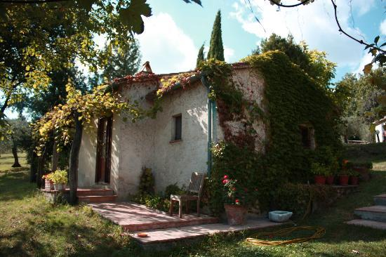 La Fontana: The little house which is charming