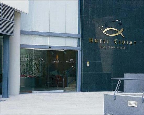 Hotel Porta de Gallecs: HOTEL