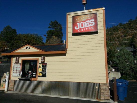 Durango Joe's Coffee North Drive Thru: Drive-thru or walk-up coffee shop