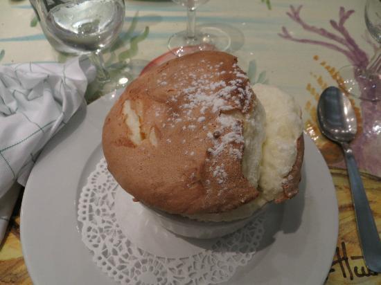 Astoux et Brun: Souffle au grand marnier