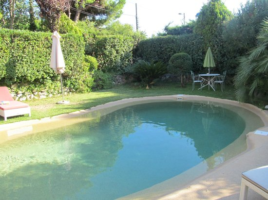 La Maison du Tamisier: Refreshing Pool.