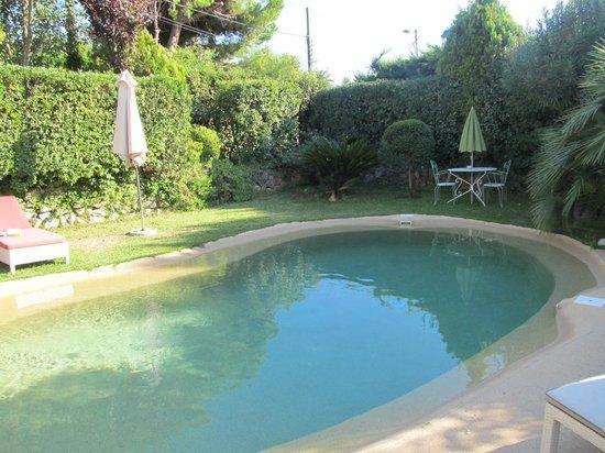 La Maison du Tamisier : Refreshing Pool.
