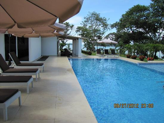 Hotel Bocas del Mar: Resort pool area