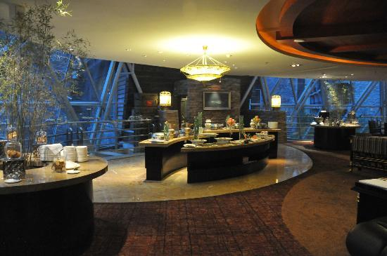 InterContinental Resort Jiuzhai Paradise: VIP lounge