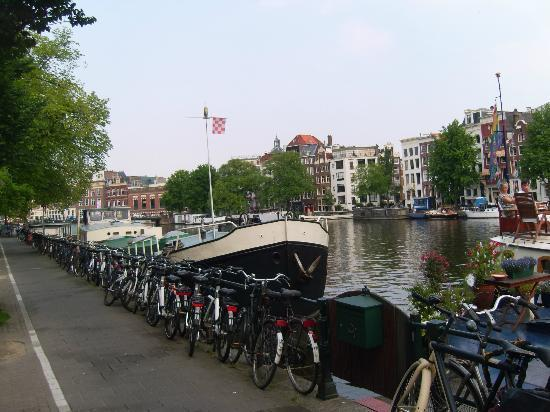 Amsterdam Boat Hotel Deals