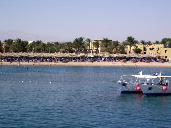 Jaz Makadina: Beach view from the pier
