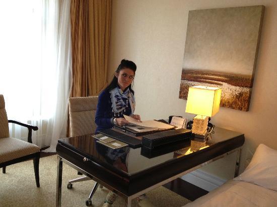 Breidenbacher Hof, a Capella Hotel: Room