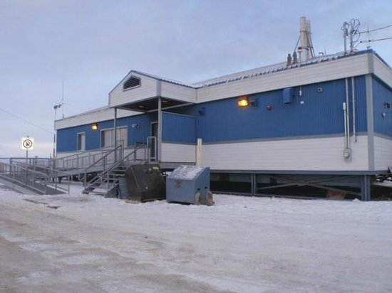 Black Point Lodge: Pond Inlet terminal