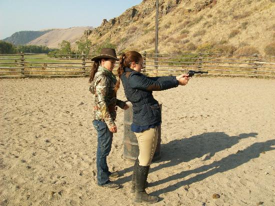 Rocking Z Guest Ranch: extra cirricular activities