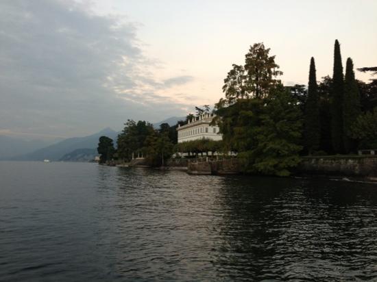 Hotel Silvio: villa Melzi